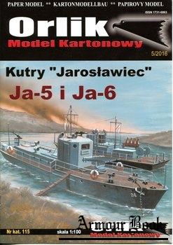 Ja-5 & Ja-6 [Orlik 115]
