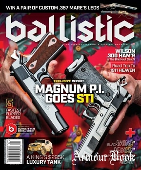 Ballistic - Winter 2018