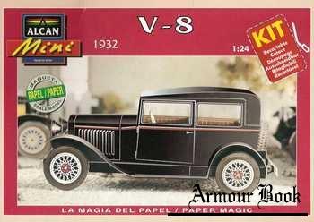 Ford V8 1932 [Alcan]