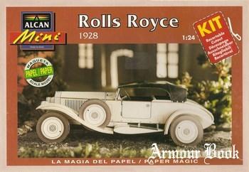 Rolls Royce 1928 [Alcan]