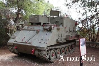 M577 Command Vehicle [Walk Around]