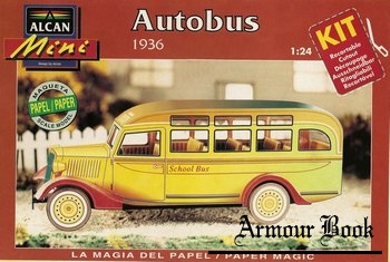 Autobus 1936 [Alcan]