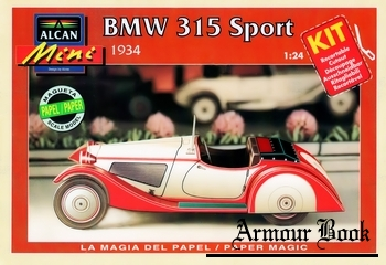 BMW 315 Sport 1934 [Alcan]