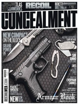 Recoil Presents: Concealment - Issue 11 2018