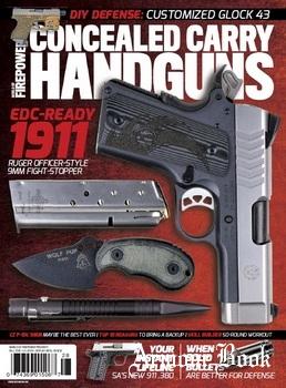 Conceal & Carry Handguns -  Fall 2018