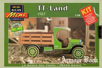 Ford TT-Land 1927 [Alcan]