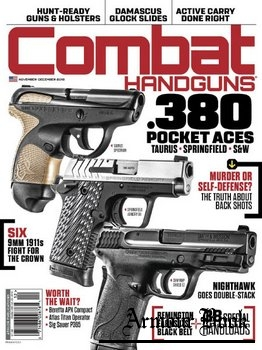 Combat Handguns 2018-11/12