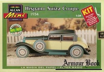 Hispano Suiza Coupe 1934 [Alcan]