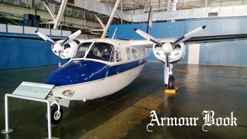 Aero Commander U-4B [Walk Around]