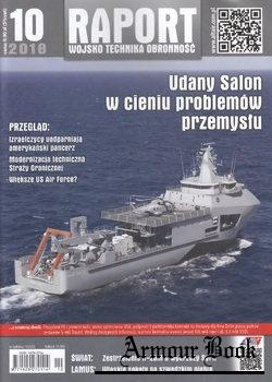 Raport Wojsko Technika Obronnosc 2018-10