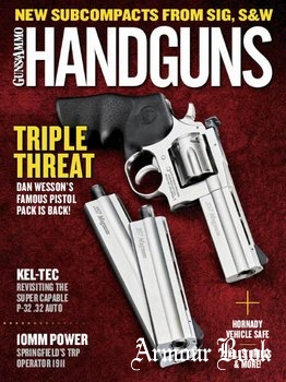 Handguns (Guns & Ammo - 2018-10/11)