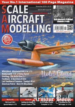 Scale Aircraft Modelling 2018-11 (Vol.40 No.09)