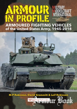 Armour in Profile: Armoured Fighting Vehicles of the United States Army, 1945-2018