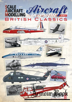 British Classics [Aircraft in Profile Volume 01]