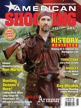 American Shooting Journal 2018-08