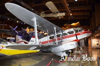 de Havilland DH.89A Dragon Rapide [Walk Around]