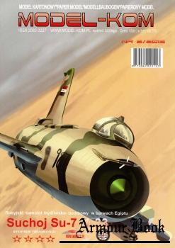 Suchoj Su-7 [ModelKom 2015-02]