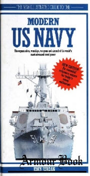 The New Illustrated Guide to the Modern US Navy [A Salamander Book]