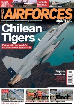 Air Forces Monthly 2018-11