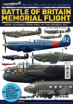 Battle of Britain Memorial Flight [Mortons Media Group]