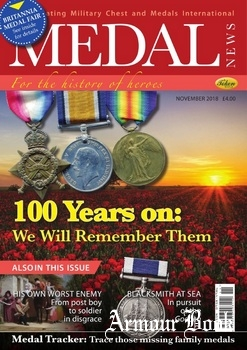 Medal News 2018-11