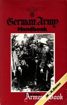 German Army Handbook 1939-1945 [Arco Publishing]