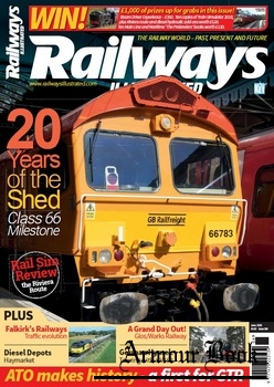 Railways Illustrated 2018-06