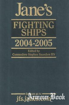 Jane's Fighting Ships 2004-2005