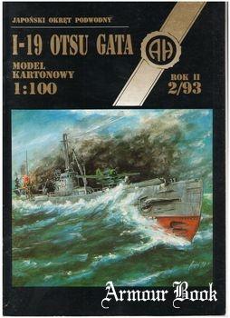 I-19 Otsu Gata [Halinski MK 1993-02]