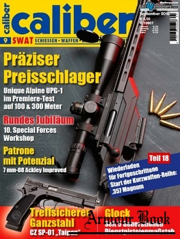 Caliber SWAT Magazin 2018-09