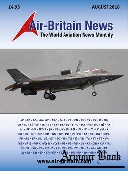 Air Britain 2018-08