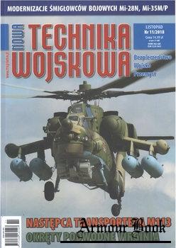 Nowa Technika Wojskowa 2018-11 (331)