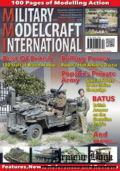 Military Modelcraft International 2018-12