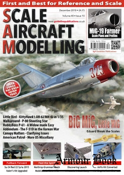 Scale Aircraft Modelling 2018-12 (Vol.40 No.10)