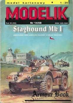 Staghound Mk I [Modelik 2008-14]