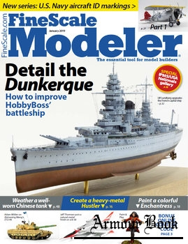 FineScale Modeler 2019-01 (Vol.37 No.01)