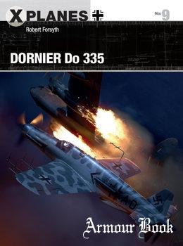 Dornier Do 335 [Osprey X-Planes 9]