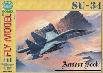 Su-34 [Fly Model 141]