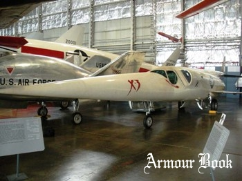 Douglas X-3 Stiletto [Walk Around]