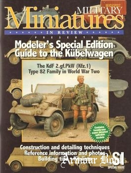 Modeler's Special Edition Guide to Kubelwagen [Military Miniatures in Review Special Issue]