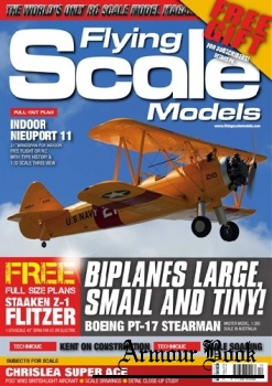 Flying Scale Models 2018-12