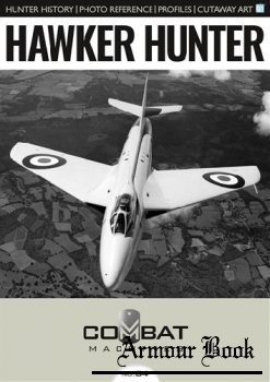 Hawker Hunter [Combat Machines №4]