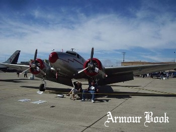 Lockheed Electra 12A [Walk Around]