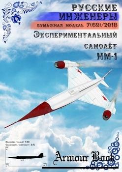 Экспериментальный самолёт НМ-1 [Русские Инженеры]