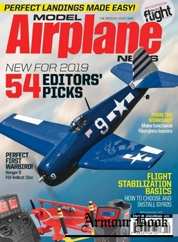 Model Airplane News 2019-02