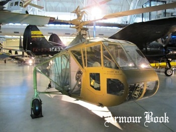 Sikorsky XR-4C [Walk Around]