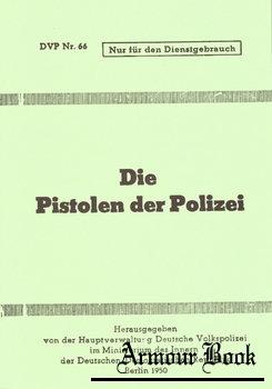 Die Pistolen der Polizei [dwj Verlags-GmbH]