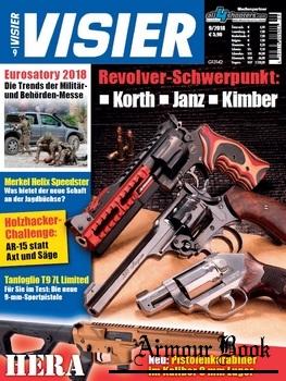 Visier Magazin 2018-09