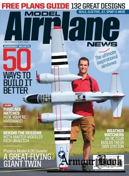 Model Airplane News 2018-01