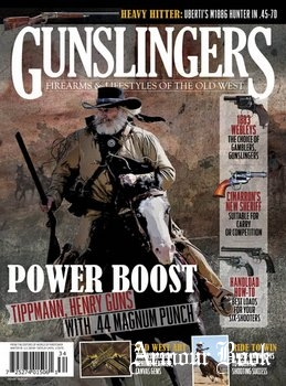 Gunslingers (Gun World - Winter 2018)